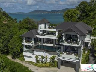 4-Bedroom Luxury Sea View Retreat in Ao Yon HOL7447, Chalong