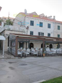 Cafee bar and bistro Zino provided a special discount for groups.