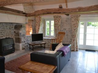 Le Marronnier: holiday cottage near Utah Beach, Sainte-Marie-du-Mont