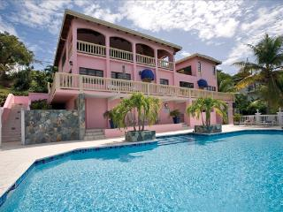 Close to beaches, watersports, St. John ferry dock and child friendly. MA AZU, Tutu