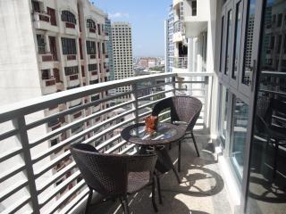 56 Sqm 1 B/R  with balcony @ Greenbelt Makati