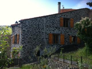 Beautifully renovated sheep barn in the pyrenees.