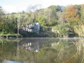 Okeltor Boathouse, Calstock