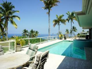 3 Master Suites, Private Pool and Fantastic Ocean Views! - PHKEST7, Kailua-Kona