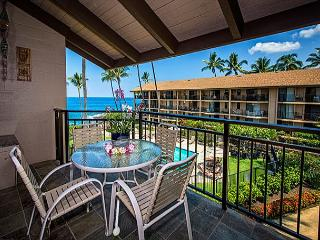 2 bedroom condo with a loft in oceanfront complex, amazing Ocean views, Kailua-Kona