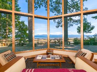 Olympic Lakefront Paradise with Private Pier, Buoy, & Hot Tub - Remodeled!, Tahoe City