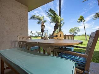 Luana Kai #A-103 2Bd/2Ba Ocean View, Ground Floor, A/C, Great Rates! Sleeps 7