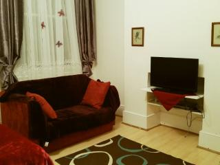 Budget flat in Central London!