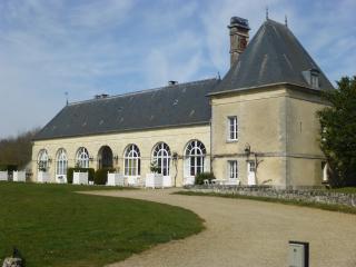 L'Orangerie, Château de la Trousse, Lizy-sur-Ourcq