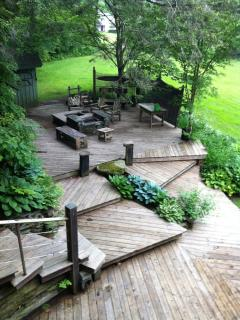 Decks, decks, decks