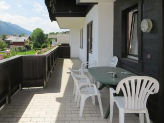 Nice Apartment with balcony and mountain view.