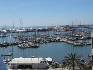 APARTMENT IN PALMA WITH BREATHTAKING HARBOUR VIEWS, Palma de Mallorca