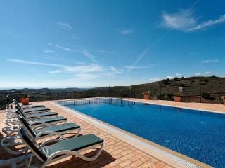 Fabulous 12 m x 6 m pool (heated - optional), large terrace with 8 padded sun loungers.