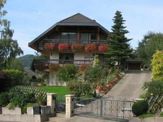 Vacation Apartment in Seelbach - 1238 sqft, 2 bedrooms, max. 5 people (# 6468)
