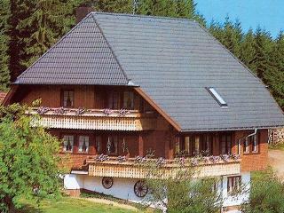 Vacation Apartment in Schonach im Schwarzwald - Ground floor, Type C, 1 bedroom, max. 3 people (# 6497)