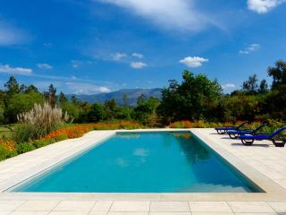 Luxury very private villa large pool Coimbra Arganil Tabua sleeps 9 great views