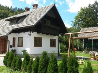 Bohinjka - Apartment Svenšek - ground  floor, Ribcev Laz