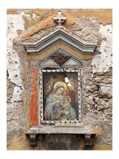 'Madonna del latte' via Gervasi