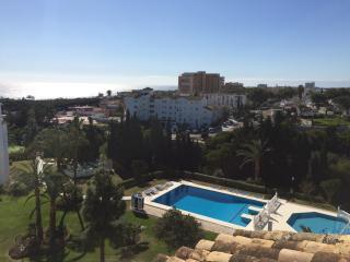 Seaview from terrace/livingroom/bedroom, north Africa & Gibraltar