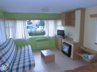 Mobil home 5 Pers. vue LAC SANS Vis A Vis, Novalaise