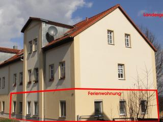 3-Zi.-FeWo an der sächs. Landesgartenschau 2015, Oelsnitz