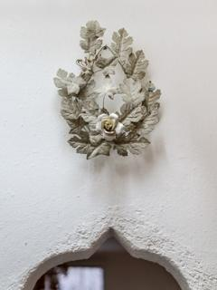 old flower decoration