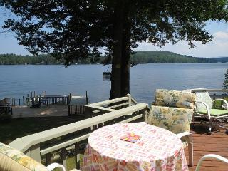 Desired Lakefront Cottage on Winnipesaukee (THO73W)