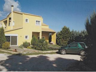 villa mesogia, Vravrona