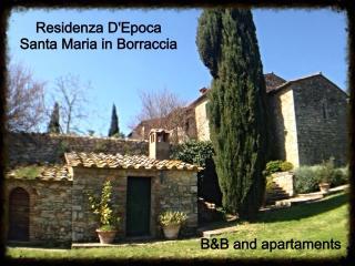 Residenza  d'epoca Santa Maria in Borraccia, Magliano in Toscana