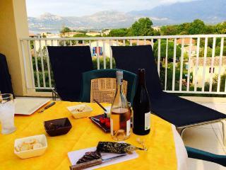 Magnifique 3P vue mer CALVI (Corse)