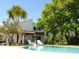Villa Araxali, chalikounas Ag. Matheos