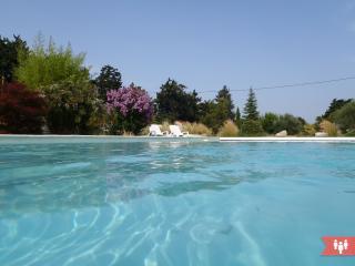 Gîte neuf avec spa, piscine, 4 pers, Graveson