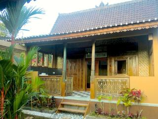 Jasmine Cottage Penestanan, quiet,views,near Ubud