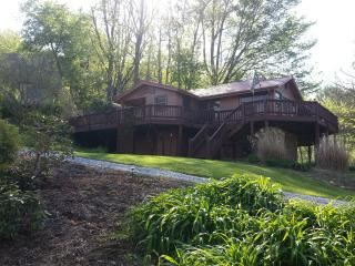 Cold Mountain River Retreat in Mtns of Western NC