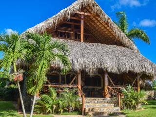 Chalet Tropical #4 : Caribbean Rustic Chic 4 BR 4 Bath Villa w Private Pool