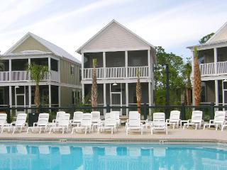 Barefoot Cottages B32-2BR-AVAIL7/9-7/13 -RealJOY Fun Pass-15%OFF5/31-8/13! -POOLFront, Port Saint Joe
