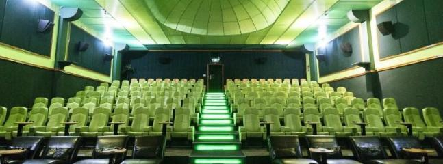 Limegrove Cinema, a few moments away and a Cinema where they bring a beer to your seat!