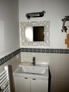 La seconde salle d'eau