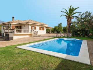 SON COLL 2 VELLA - Villa for 7 people in Lloseta
