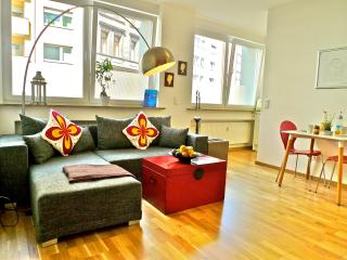 Brand new Cityapartment Mia, very central, modern, Nuremberg