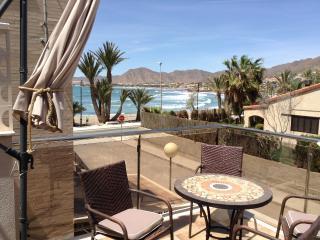 AZ04 - 2 Bed Luxury Beachfront  Apt, La Azohia