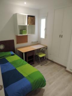 Dormitorio Individual dos