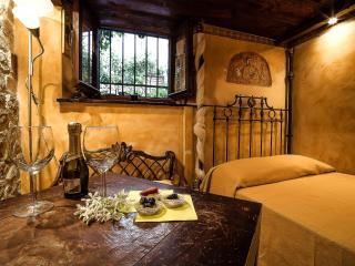 Mamma Roma: Small Romantic Studio in Trastevere, Rome