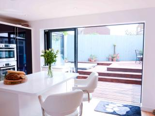 Fabulous seaside house with hot tub, Broadstairs