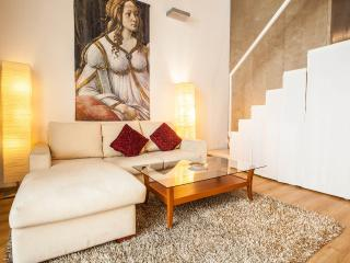 Metropolitan lifestyle loft in the heart of Florence, with Wi-Fi and 2 bikes