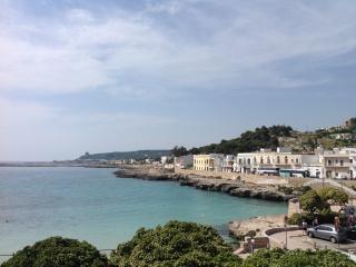 Appartamento fronte mare a 10 metri dalla spiaggia, Santa Maria al Bagno