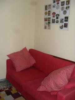 Sofa in lounge