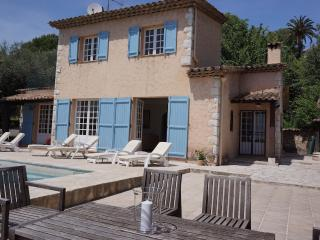 Charming provencal villa with magnificent views., Châteauneuf de Grasse
