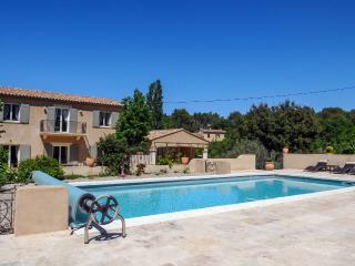Mazet avec piscine privée