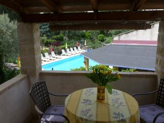 St Sebastien, 2bed, 2bath, pool, heart of Provence